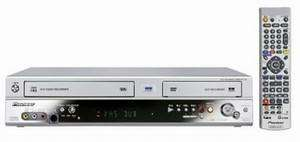 pioneer introduces combination vhs dvd recorder with built in hdd rh phys org Sylvania VCR DVD Recorder Sylvania VCR DVD Recorder