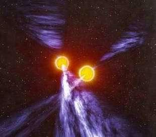 Double pulsar puts Einstein to the test
