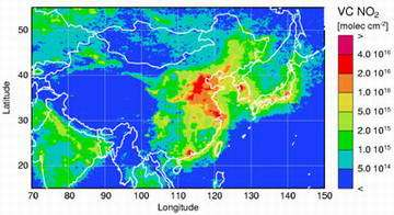 Nature: economic growth impacts China's air quality