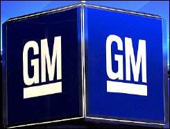 General Motors corporate logo