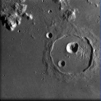 SMART-1's tribute to Cassini