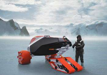 Concept vehicle unveiled