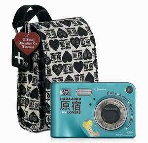 Limited Edition 'Harajuku Lovers' Digital Camera