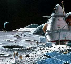 Prospecting for Lunar Water