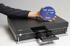 Toshiba to Demonstrate HD DVD Player at CEATEC JAPAN 2005