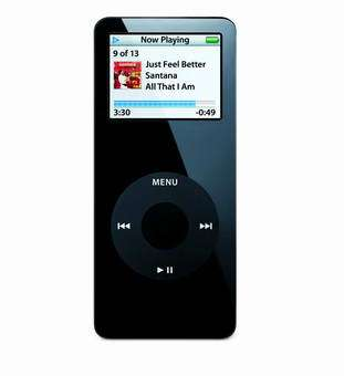 Apple Introduces iPod nano