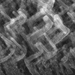 Nanotube connectors