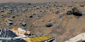 Map of life on Earth could be used on Mars