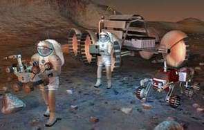 Despite hurdles, human missions to Mars are in the works