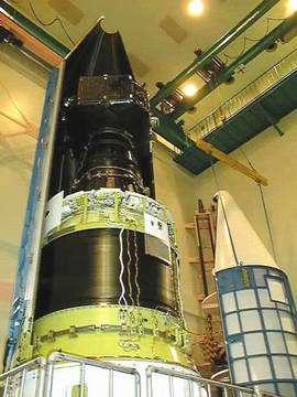 Japan's failed Nozomi (Planet B) mission