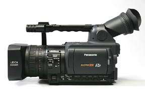 Panasonic Announces World's First Hand-Held Solid-State Memory HD Camcorder