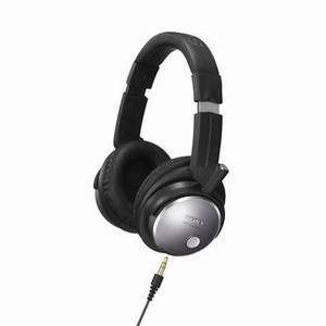 Sony's Noise Canceling Headphones Reduce 'White Noise' by 80 Percent