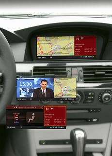 The first infotainment system based on the Top Level Architecture from Siemens VDO Automotive was introduced in 2003
