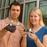 Lasers Key to Handheld Gas and Liquid Sensors