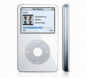Apple Unveils the New Video iPod
