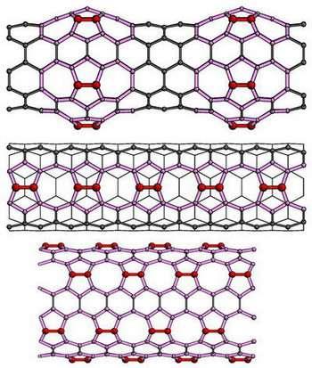 Carbon nanotube building blocks open up possibilities for advanced electronics