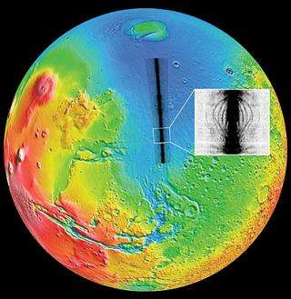 Geologists finding a different Mars underneath