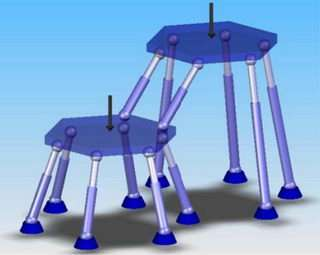 Engineers create mathematical method to design better robots, structures