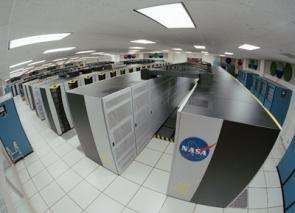 Columbia Supercomputer