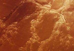 Granicus and Tinjar Valles