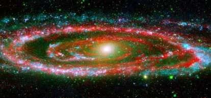 Amazing Andromeda Galaxy