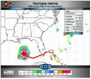 NASA launches hurricane data portal for scientists, educators and application users