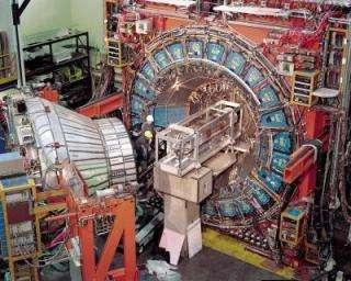CDF Silicon Vertex Detector