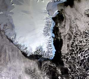 Radar altimetry confirms global warming is affecting polar glaciers