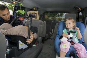 Scientist Seeks to Improve Car Seat Safety for Children