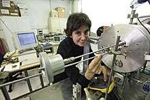 Plasma thruster tested