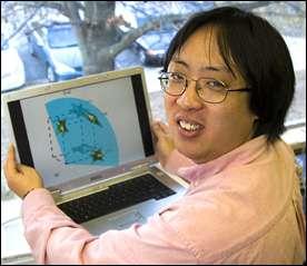 Physicist Guangyong Xu