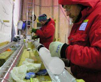 Successful completion of deep ice coring in the Antarctic