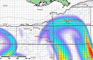 Satellite data used to warn oil industry of potentially dangerous eddy