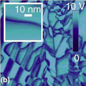 Electromechanical imaging in liquid environments: a pathway toward molecular-level resolution of biological systems
