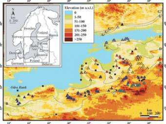 Study Offers Preview of Ice Sheet Melting, Rapid Climate Changes