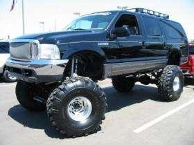 Giant SUV