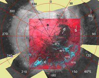 Decoding Mars's cryptic region