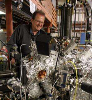 SSRL Stores Hydrogen in Step Toward Hydrogen Vehicles