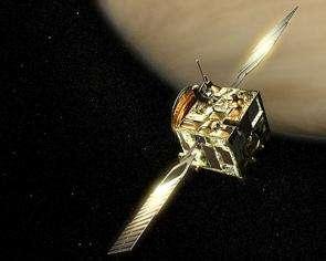 Venus Express, Credits: ESA - AOES Medialab