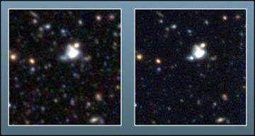 'Champagne supernova' challenges understanding of how supernovae work