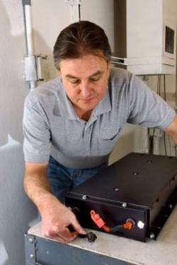 Researchers seek ways to make lithium-ion batteries work longer, safer