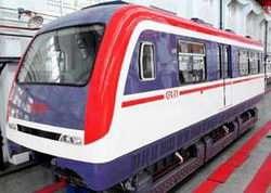 China develops magnetic levitation train