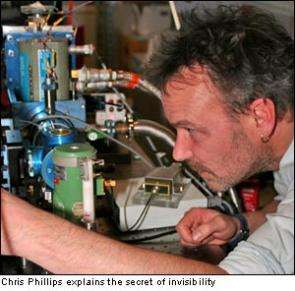 Seeing is believing - Imperial researchers explain 'x-ray specs' effect