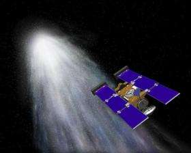 'Cosmic freezer' yields unique discovery