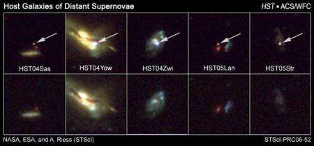 Dark energy existed in infant universe