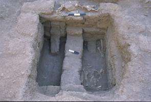 Early Bronze Age Mortuary Complex Discovered in Syria