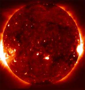 First Images from Hinode Offer New Clues About Our Violent Sun