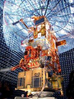 MetOp-A satellite
