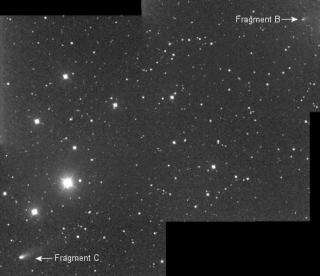 Mini-Comets Approaching Earth