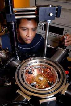 Researchers Set Speed Record for Silicon-Based Chips